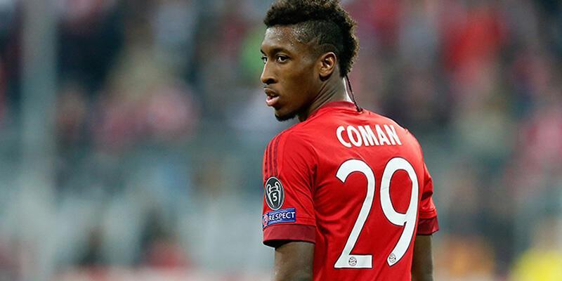 Bayern Münih, Coman ile sözleşme yeniledi