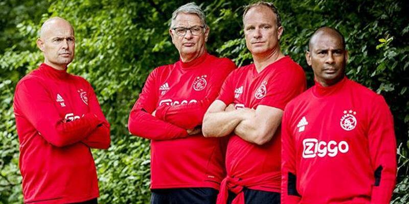 Ajax, teknik ekibiyle yolları ayırdı