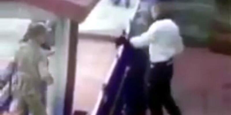 Kediye işkence yapan er, polisin bileğini kırınca cezaevine girdi