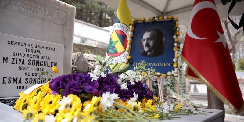Fenerbahçe ilk başkanını andı