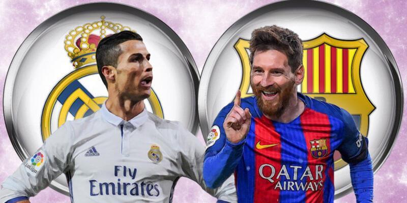 1,5 milyar euro'luk El Clasico / Real Madrid - Barcelona