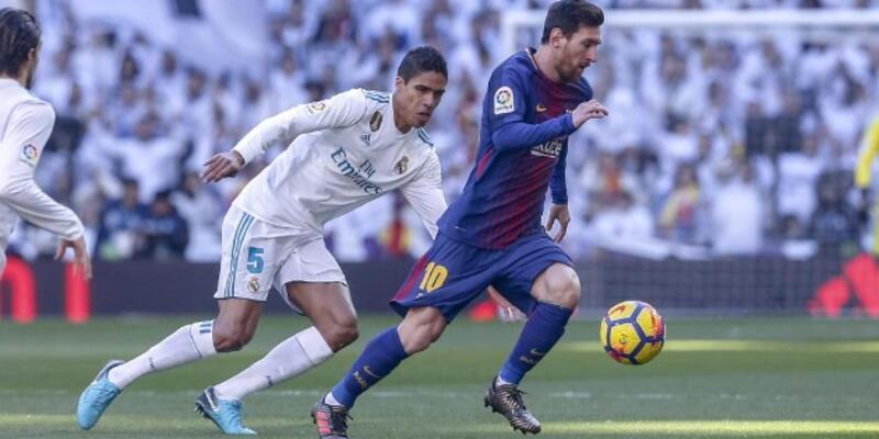 CANLI Real Madrid 0-3 Barcelona