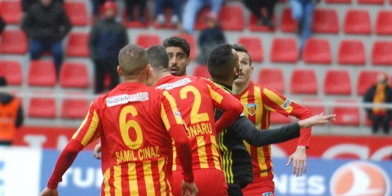 Kayserispor 0-1 Yeni Malatyaspor / Maç Özeti