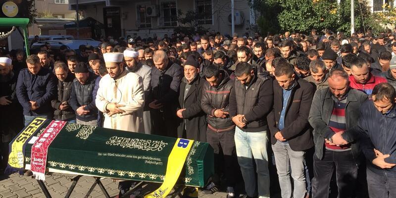Fenerbahçe taraftar grubu lideri Mehmet Altunkaynak son yolculuğuna uğurlandı