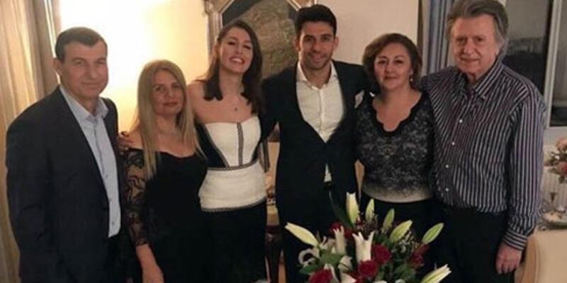 İsmail Köybaşı, Nimet Gürbüz ile nişanlandı