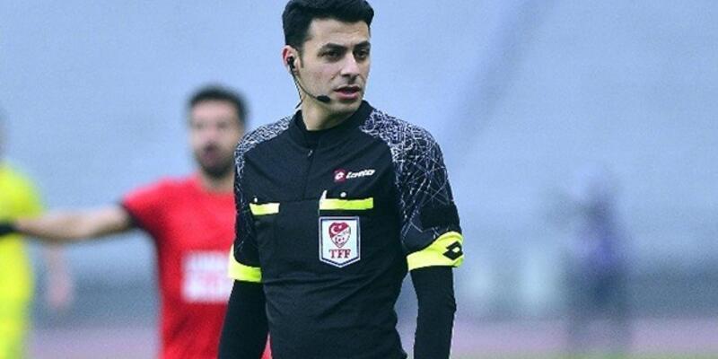 Galatasaray-Bucaspor maçı Ali Şansalan'ın