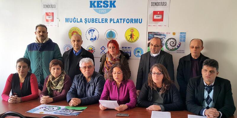 Muğla'da ihraç edilen öğretmenin tiyatro oyunu yasaklandı iddiası