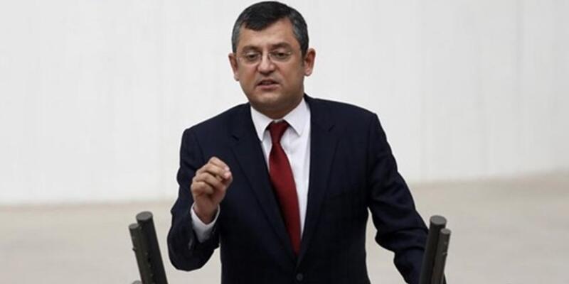 CHP'li Özgür Özel, Meclis Başkanına 'ittifak'ın toplandığı salonu sordu
