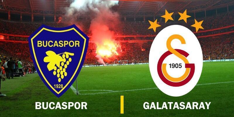 Galatasaray-Bucaspor maçı izle   Türkiye Kupası canlı yayın