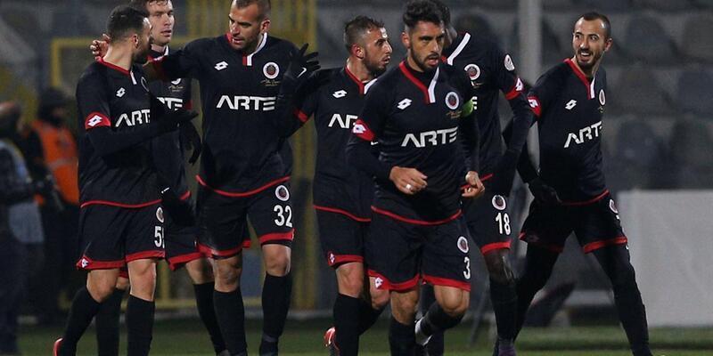 Gençlerbirliği 1-0 Bursaspor