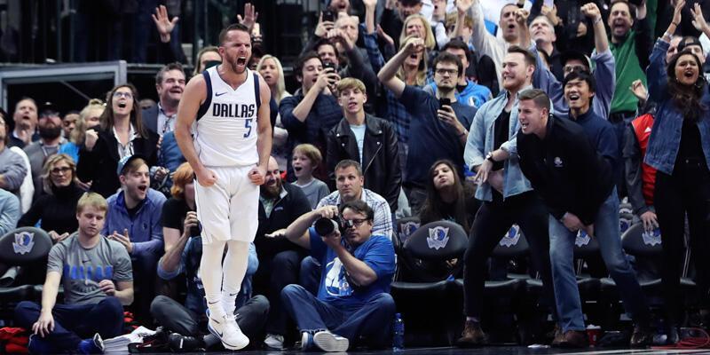 Dallas Mavericks, Raptors'ın serisini bitirdi