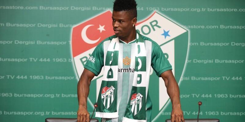 Mikel Agu: Bursaspor isterse kalırım