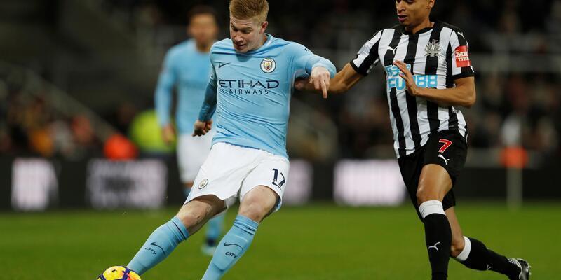 Manchester City puan farkını 15'e çıkardı