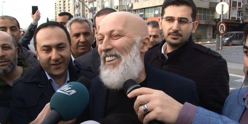 SP yöneticisi Mustafa Yaman cezaevinden çıktı (1)