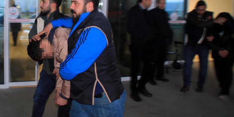 Mermer ocağında çalışan 2 kardeşe DEAŞ gözaltısı