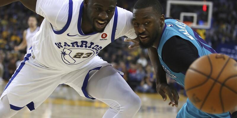 Warriors'a Hornets şoku