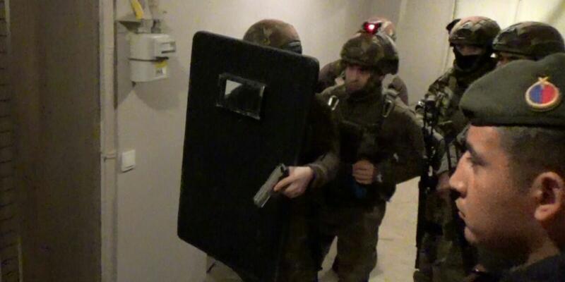 Bursa'da  yılbaşı öncesi DEAŞ operasyonu: 3 gözaltı