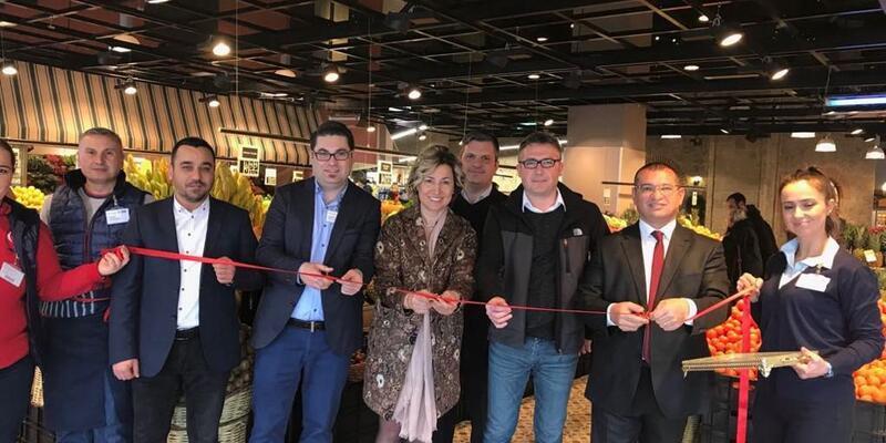 CarrefourSA yılın son üç gününde 6 yeni market açtı