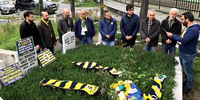 Fenerbahçe Eski Başkanı Ali Muhiddin Hacıbekir anıldı