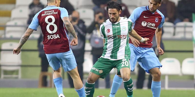 Ligin en şanssızı Trabzonspor