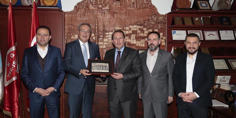 Ak Parti Genel Başkan Yardımcısı Karacan, Nevşehir'de