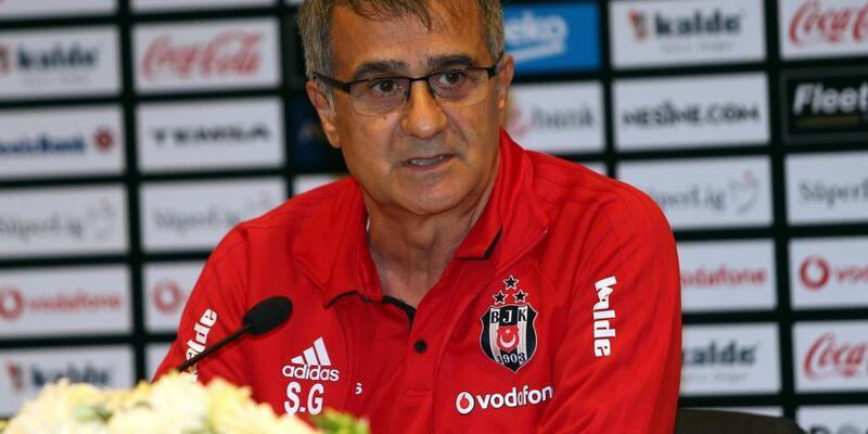 """Beşiktaş Teknik Direktörü Güneş: """"Kesin karar verildiyse Cenk Tosun hayırlı olsun"""""""