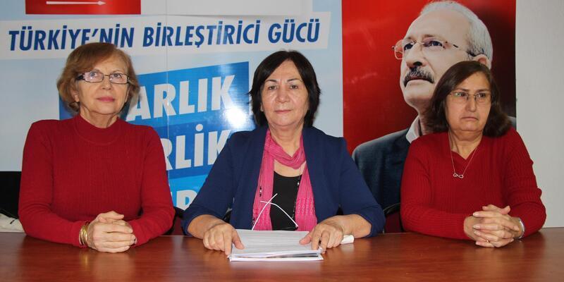 Burdur CHP Kadın Kolları başkanı istifa etti