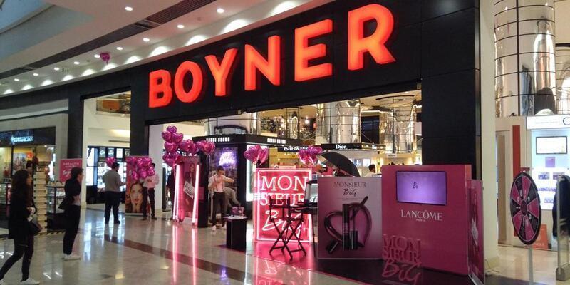 Boyner, 13 milyon ziyaretçiyle tüm zamanların rekorunu kırdı