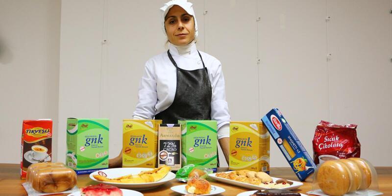 Yalova Engelsiz Kafe'de, çölyak ve PKU hastalarına özel mutfak