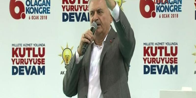 Son dakika... Başbakan Yıldırım'dan Kılıçdaroğlu'na: Sen biraz dinlen