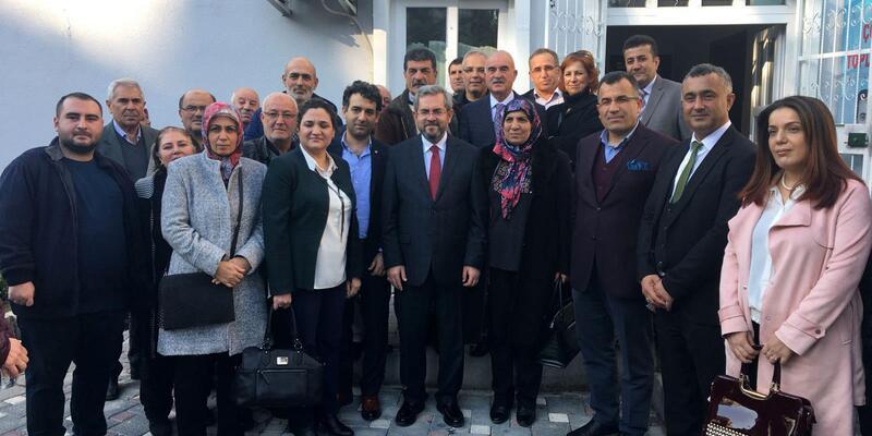 AK Parti Adana Milletvekili Ünüvar:  Durmak yok, koşmaya devam