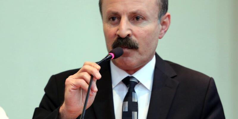 Van Büyükşehir Belediyespor'un yeni başkanı Servet Yenitürk oldu