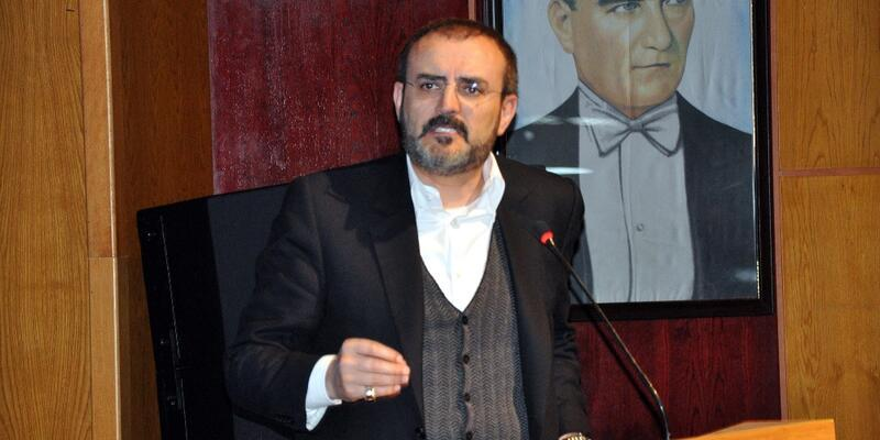 AK Partili Ünal'dan Kılıçdaroğluna eleştiri: 30 saniye içerisinde 4 defa fikir değiştiriyor