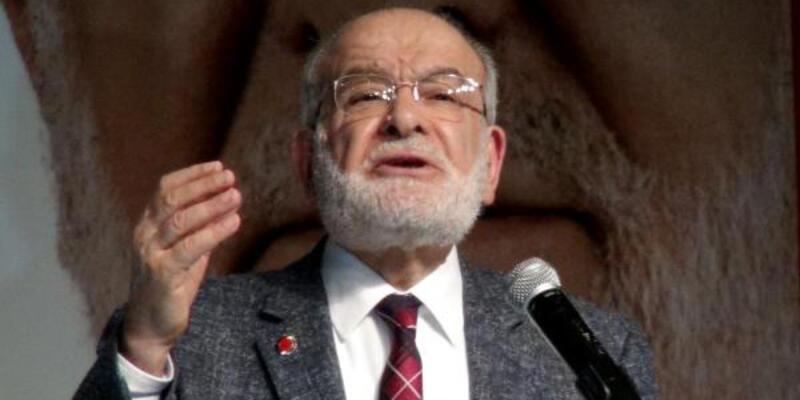 Saadet Partisi'nden Cumhurbaşkanı Erdoğan'a 100 bin imza yanıtı