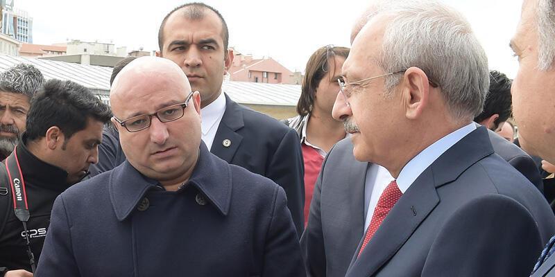 Kılıçdaroğlu'nun eski danışmanı hakkındak gerekçeli karar açıklandı