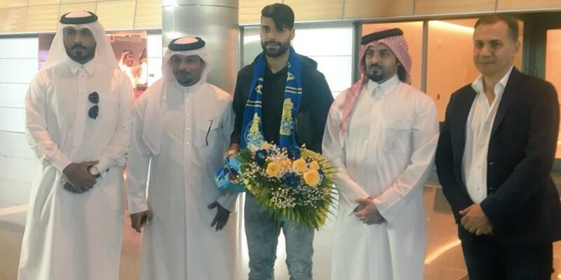 Mehdi Taremi Sneijder'in yanına gitti