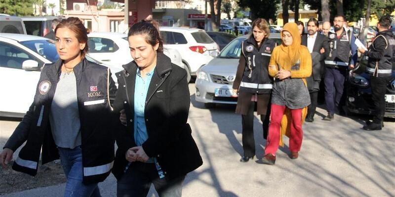 Adil Öksüz ile toplantıya 4 tutuklama