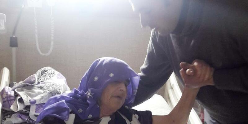 Ayağı kesilen, gözü görmeyen kadına hastanenin verdiği rapor şoke etti