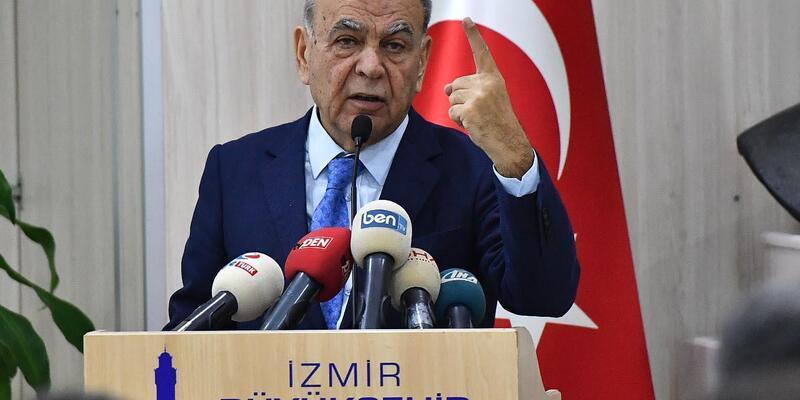 İzmir'in trafik sorunu raylı sistemle çözülecek
