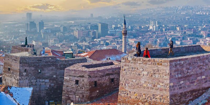 Ankara hava durumu: Meteorolojiden 5 günlük hava durumu raporu