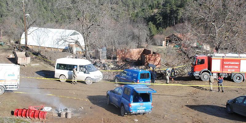 Kastamonu'da öldürülen 5 kişilik ailenin cinayeti, diş implantından çözüldü