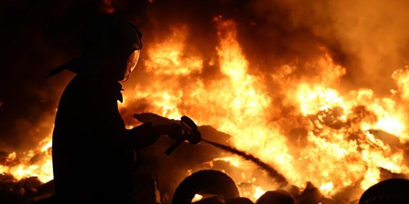 Mekke'de yangın: 5 kişi öldü