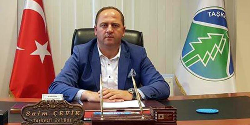 Tacizden tutuklanan Taşkesti Belediye Başkanı'na 25 yıl hapis istemi
