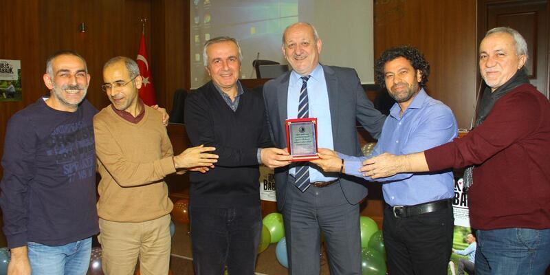 Kartal Belediyesi 55 babaya sertifikalarını verdi