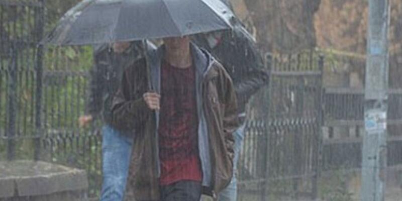 İzmir hava durumu 11 Ocak: Kuvvetli sağanak yağış uyarısı