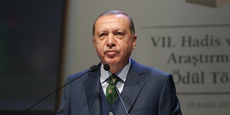 Erdoğan'dan Afrin operasyonu mesajı: Geri adım yok