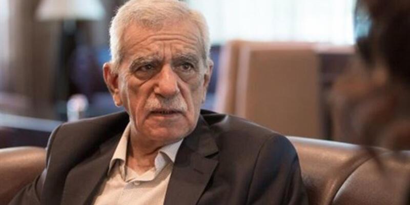 Ahmet Türk'ten HDP Eş Genel Başkanlığı açıklaması