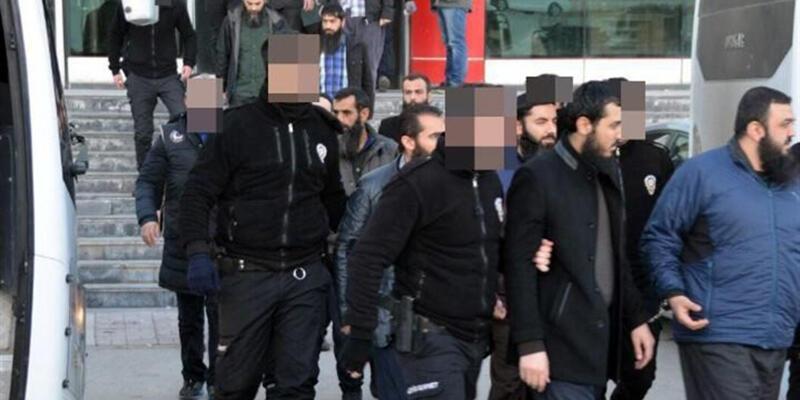 MİT ile ortak operasyonla yakalanan DEAŞ şüphelilerinden 7'si tutuklandı