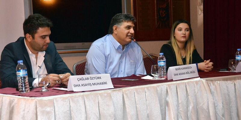 Bekir Karakoca: Gazeteciler kutsal bir görevi yerine getiriyor