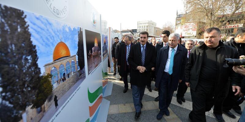Bakan Tüfenkci, Malatya'da kolektör hattının temelini attı (2)
